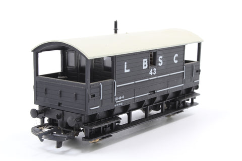 L.B.S.C. 20 Ton Goods Brake Van 43 - Pre-owned - Minor marks on roof