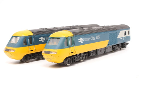 Class 253 HST Power And Dummy Power Car 253001 - Pre-owned - cracks in paint work - replacement box