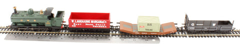 e-Link DCC Western Master train set with GWR Class 2721 steam locomotive & 3 wagons