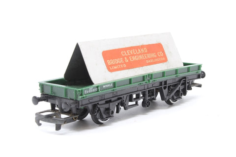 Plate Wagon with Load ED931972 - Pre-owned - replacement box