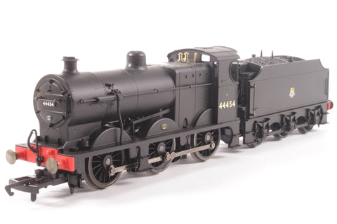 Class 4F 0-6-0 44454 in BR Black with early crest - Pre-owned - Imperfect box