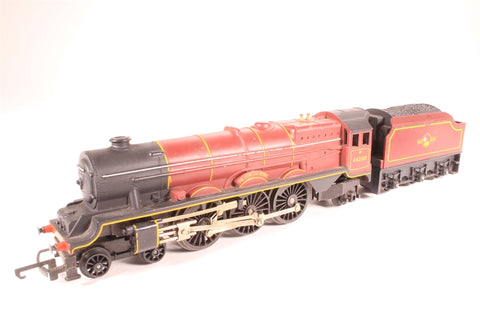 Class 8P 4-6-2 'The Princess Royal' 46200 in BR Maroon - Pre-owned - DCC fitted, replacement box