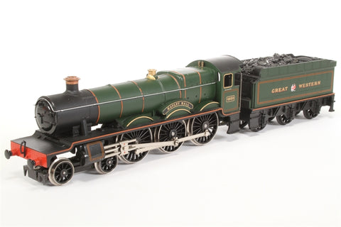 Hall Class 4-6-0 'Hagley Hall' 4930 in GWR Green - Pre-owned - detailed with coal load