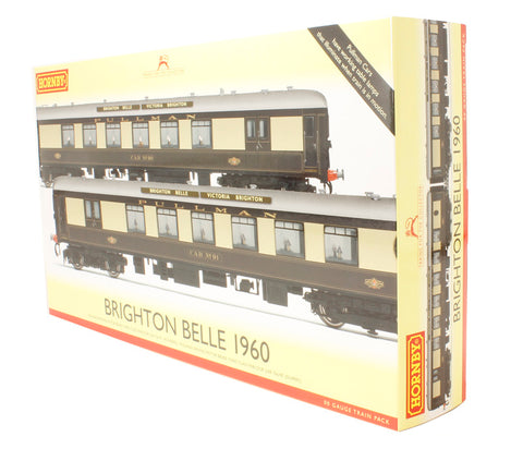 1960 Brighton Belle Pullman 2-Car EMU in Umber and cream livery