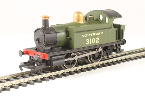 Class 101 Holden 0-4-0T 3102 in SR Olive Green - Hornby 2013 Collectors club limited edition