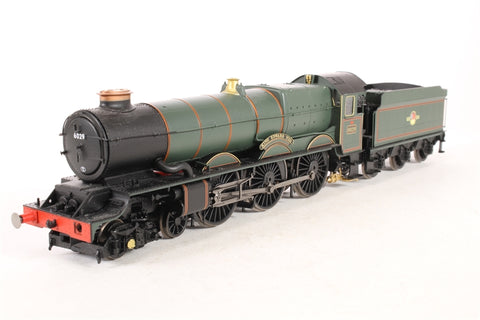 Class 6000 King 4-6-0 'King Edward VIII' in BR Late Crest Green - Pre-owned - Like new