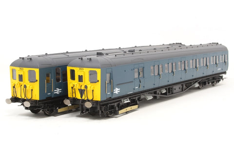 Class 2-HAL 2623 2 car EMU in BR blue - Pre-owned - Like new