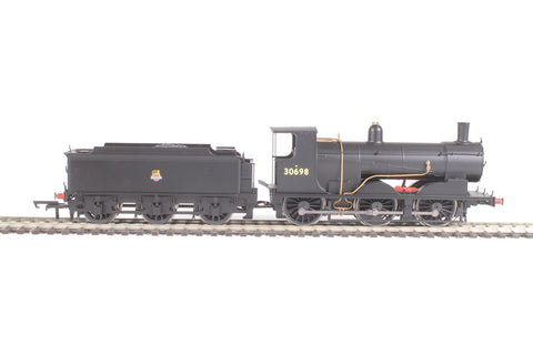 Drummond Class 700 0-6-0 30698 in BR Black with early emblem