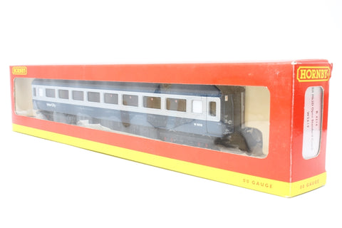 Mk2D 2nd standard coach W5619 in BR rail blue/grey - Pre-owned - Like new - imperfect box
