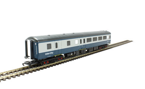 Mk2D BSO brake second open E9487 in BR blue & grey