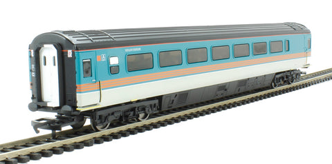 Mk3 TGS guard second 44027 in Midland Mainline livery