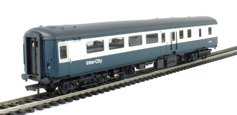 Mk2E BSO brake second open M9501 in BR blue & grey - Railroad range