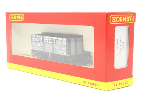 "7-plank wagon ""A & H. Betts"" - Pre-owned - like new"