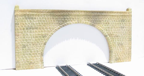 Double track stone tunnel portal - pack of two - Skaledale Range