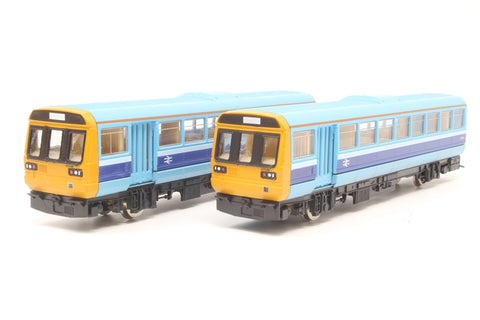 Class 142 DMU Provincial sector - Pre-owned - one car is a non runner - imperfect box