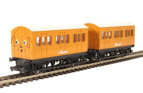 Thomas and Friends - Annie and Clarabel coaches