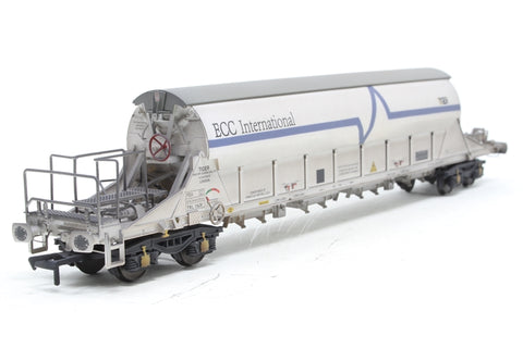 PBA TIGER China Clay Wagon TRL 11631 - Exclusive to Kernow Model Rail Centre
