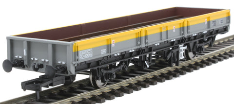 ZAA PIKE Open Wagon DC460046 in Civil Engineers 'Dutch' livery - Exclusive to Kernow Model Rail Centre