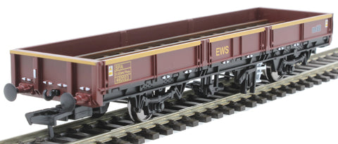 SPA Open Wagon 460023 in EWS Livery- Exclusive to Kernow Model Rail Centre