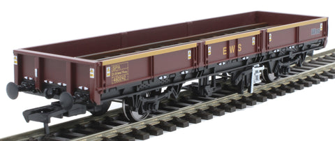 SPA Open Wagon 460242 in EWS Livery- Exclusive to Kernow Model Rail Centre