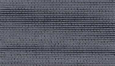 Builders sheets - slate roofing tiles - Pack of four 130mm x 75mm sheets