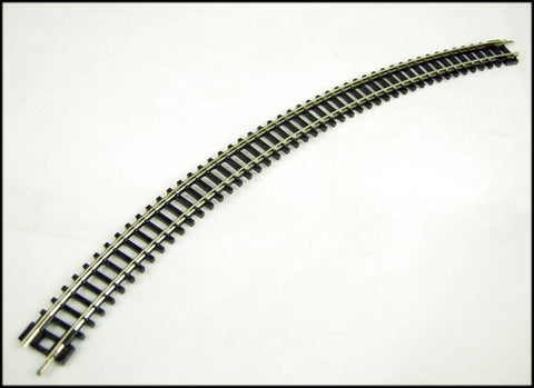 N Setrack No3 radius double curve (8 form a circle). 298.5mm/11.75