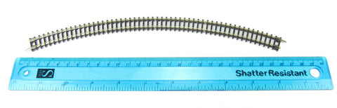N Setrack No. 4 radius double curve