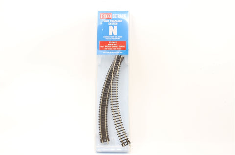 ST-12 first radius double curve - pack of four