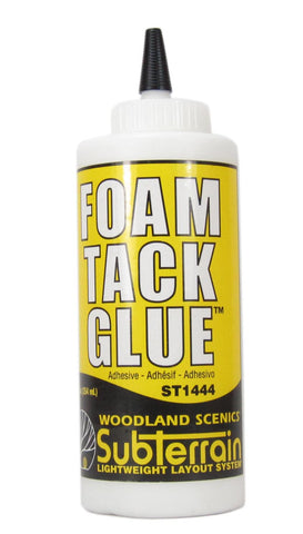 Foam Tack Glue - 12 fl oz