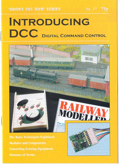 "Booklet - ""Shows You How"" Series - Introducing DCC - Digital Command Control"