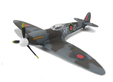Supermarine Spitfire Set with RF-D in post 1941 colours IR-G in Desert scheme and XT-D in Battle of Britain colours