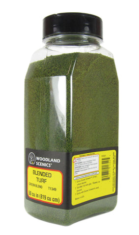 Shaker Of Blended Turf - Green Blend
