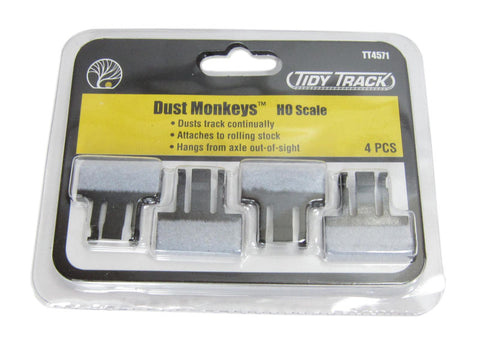 Tidy Track Dust Monkeys OO/HO Gauge