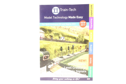 Train Tech 2017 Catalogue