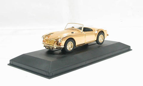 MGA Open Top - 50th Anniversary gold Plated
