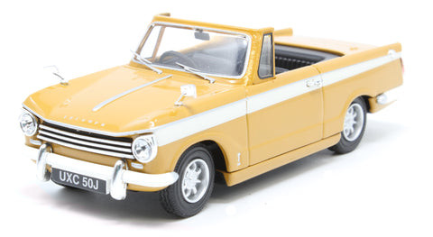 Triumph Herald 13/60 Convertible - Removable Roof
