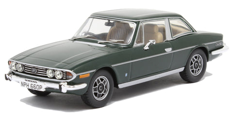 Triumph Stag Mk2 - British Racing Green