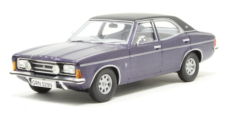 Ford Cortina Mk3 2000E - Purple Velvet