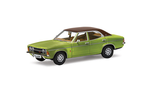 Ford Cortina Mk3 GXL  Onyx Green