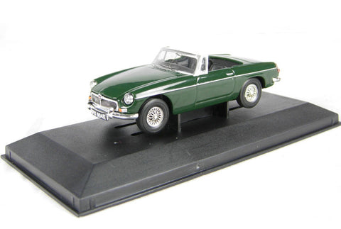 MGB Roadster - British Racing Green