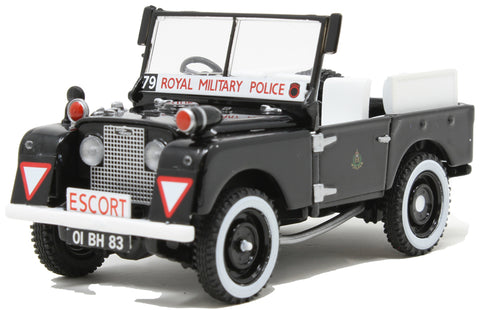 "Land Rover Series 1 80"" - Military Police"