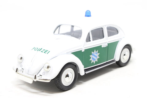 Volkswagen Beetle, Bavaria Police - Pre-owned - Like new