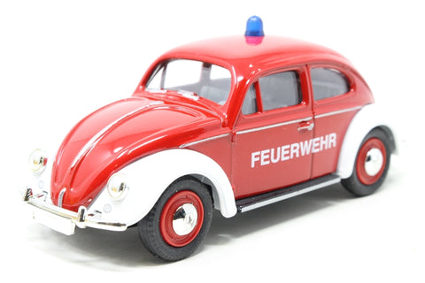 Volkswagen Beetle, German Fire Brigade - Pre-owned - Like new