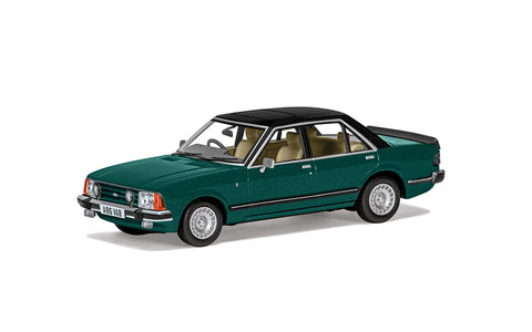 Ford Granada Mk2  2 8 i Ghia  Apollo Green