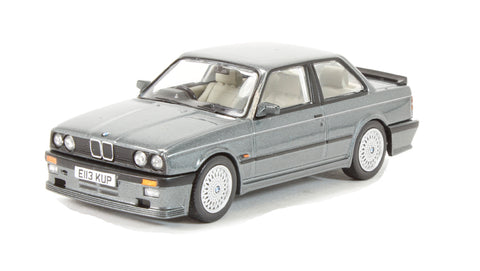 BMW 325i Coupe (E30), Sport M-Tech 1, Dolphin Grey, RHD (UK)