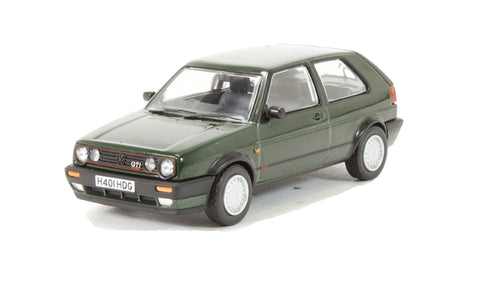 Volkswagen Golf Mk2 GTI 16V, Oak Green, RHD (UK)