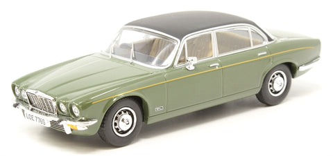 Jaguar XJ12 Series 2 LWB - Juniper Green