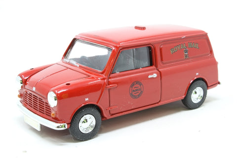Austin Mini Van - 'Royal Mail' - Pre-owned - imperfect box