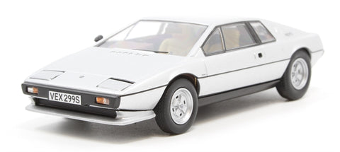 Lotus Esprit Series 1 - Colin Chapman's car - Silver Diamond Metallic.