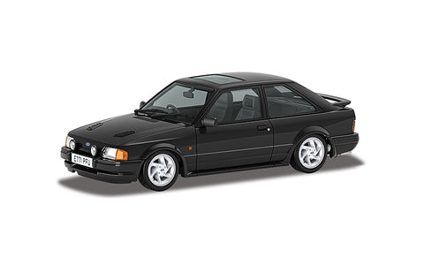 Ford Escort Mk4 RS Turnbo  Black